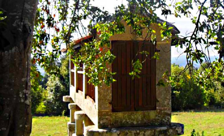 Cabaceiro do Pazo Museo Otero Pedrayo