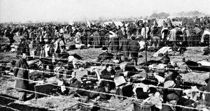 Campo de concentración de Argelès sur Mere