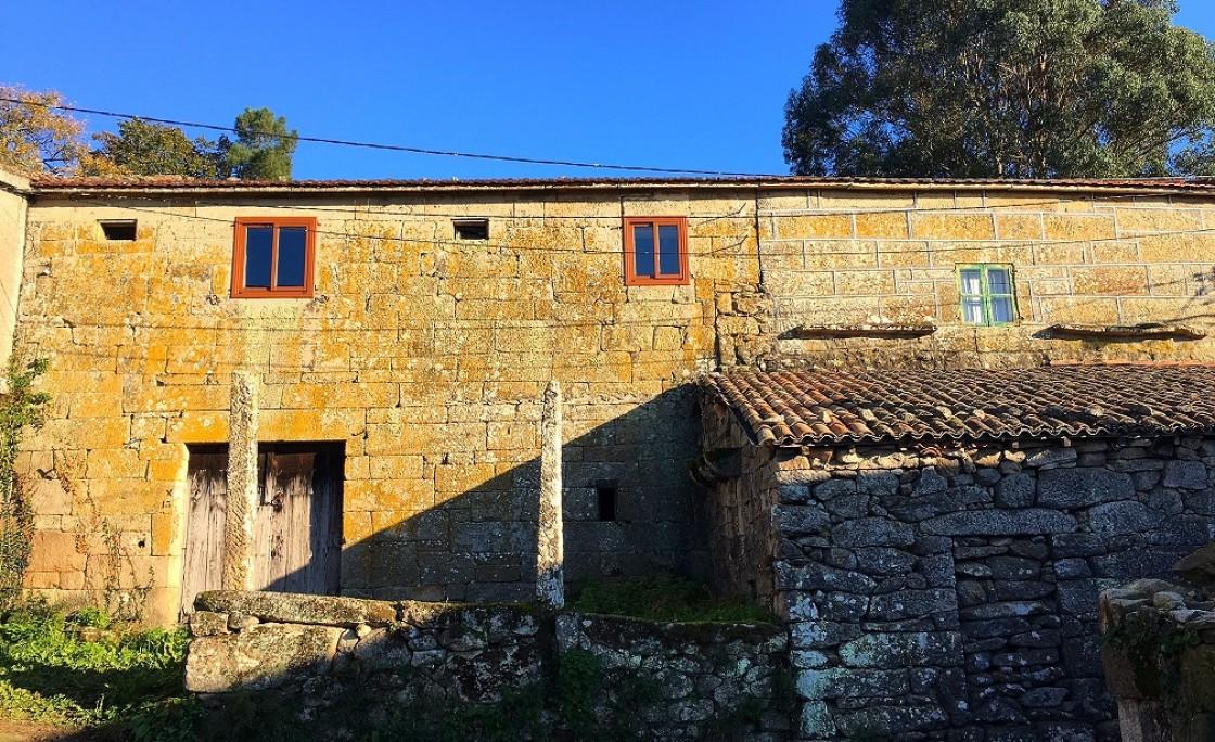 Casa Grande de Boan en Albeiros
