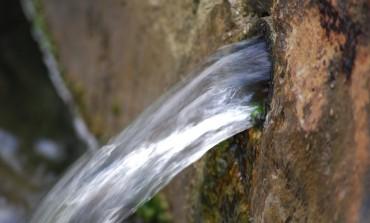 O Concello de Amoeiro analizará a auga das fontes públicas do municipio