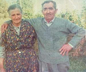Gustavo Feijoo e a súa dona