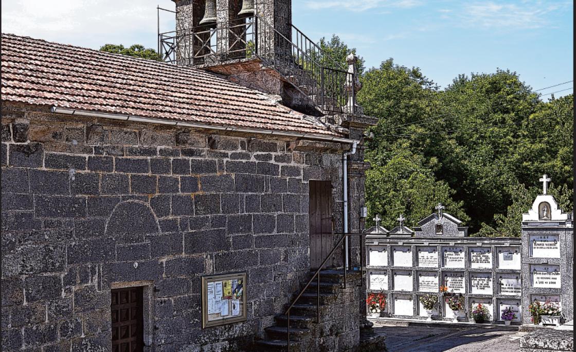 Igrexa de Bóveda