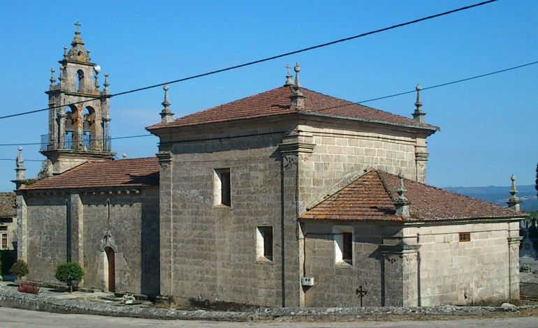 Igrexa de Trasalba