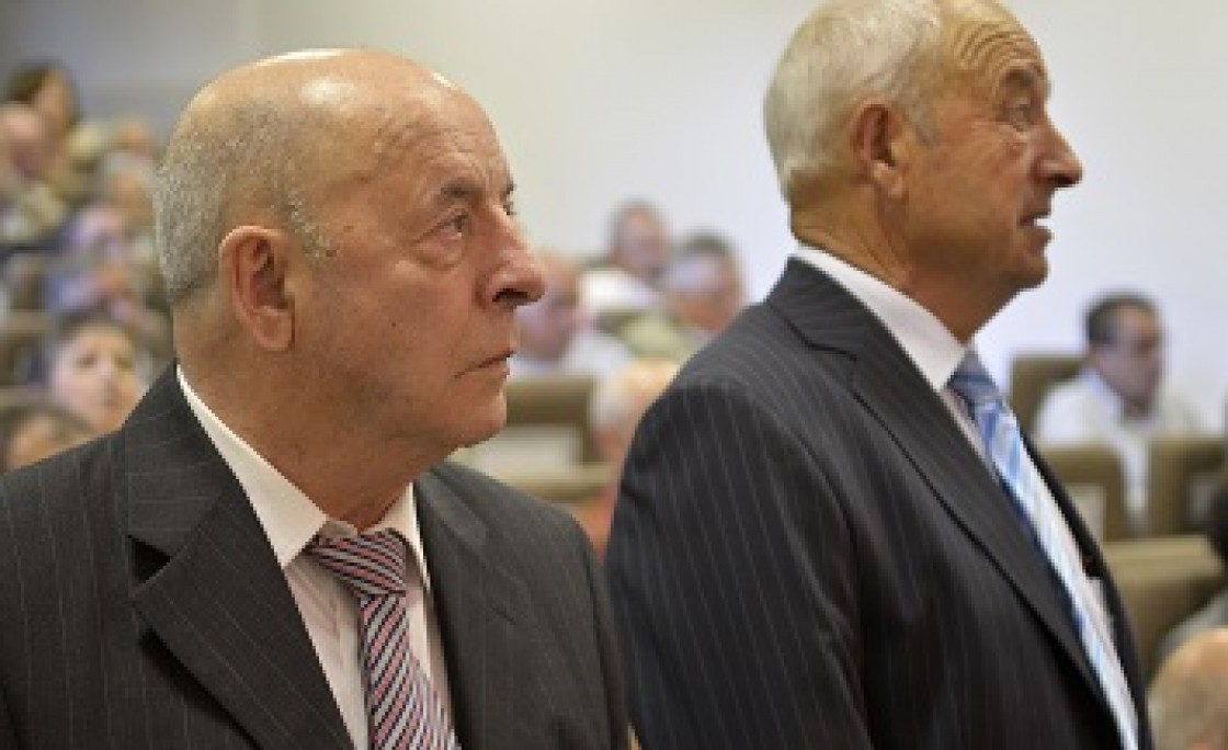 José González Pérez & Manuel Fernández Rincón