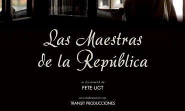 """Amoeiro estreará """"Las Maestras de la República"""", Premio Goya 2014"""