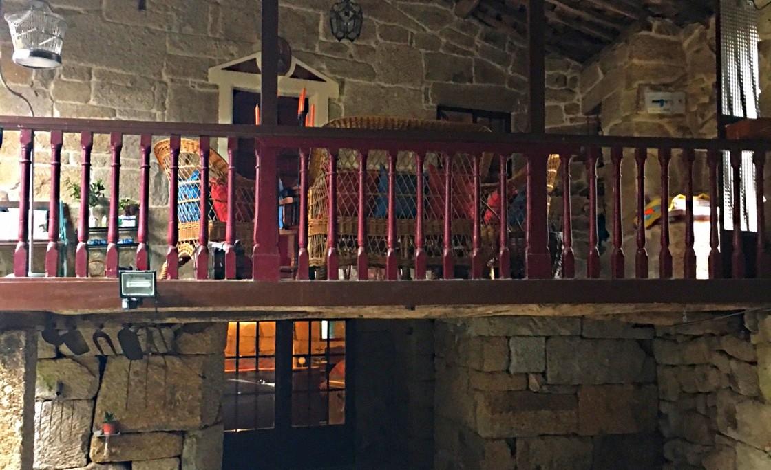 Torre de Chacín Interior