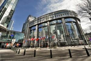Edificio Parlamento Bruxelas