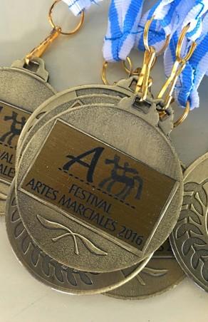 Premios do Festival de Artes Marcias de Amoeiro 2016