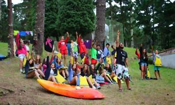 Campamento Municipal de Verán 2016 en Porto do Son para a Mocidade entre 12 e 14 anos