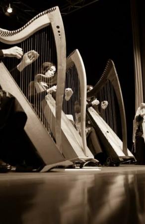Concerto de Lulavai na Igrexa de Parada de Amoeiro