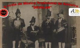A Escola de Música Tradicional de Amoeiro inaugura un novo curso