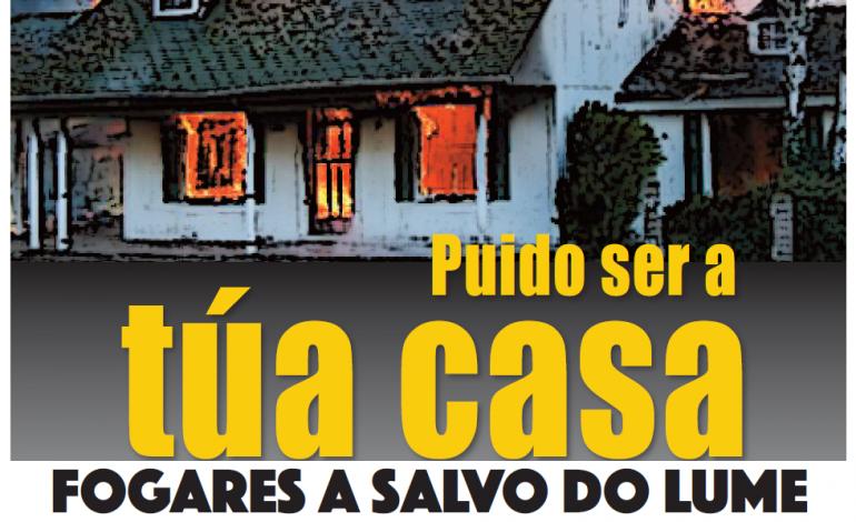 Novembro: Xuntanzas nas Parroquias para Protexer do Lume ós Nosos Fogares