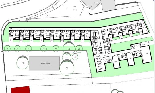 O Concello de Amoeiro solicitará unha residencia e unha gardería públicas