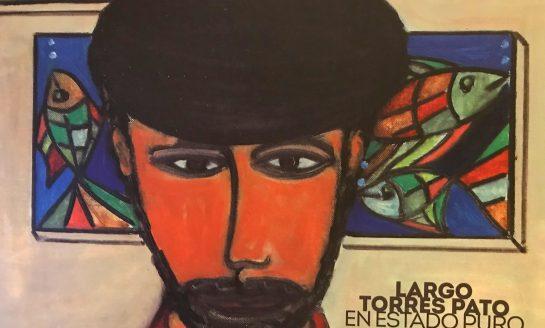 """Lembranza do amigo """"Largo"""": a obra dun amoeirense adoptivo no Marcos Valcárcel"""